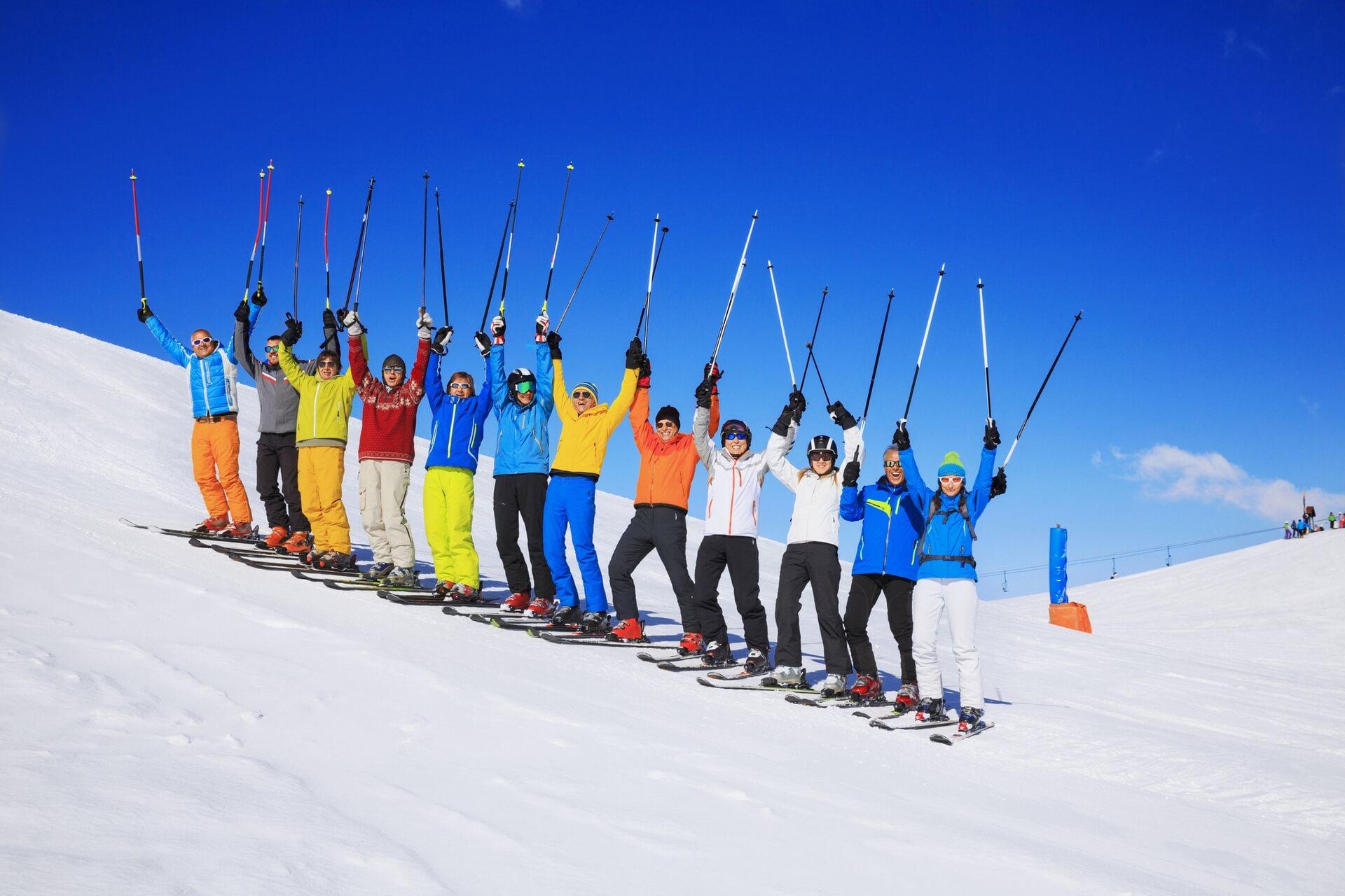 Agence Evenementielle pour les Entreprises | Chlorophyll | Ski, fun and sun ! 2