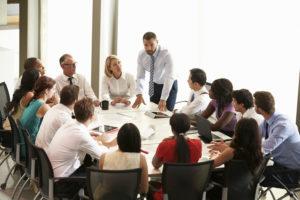Agence Evenementielle pour les Entreprises | Chlorophyll | Comité de direction
