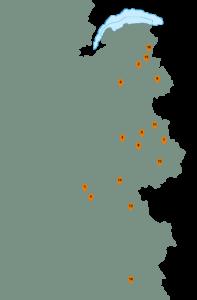 Agence Evenementielle pour les Entreprises | Chlorophyll | Map